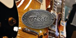 NEW ARRIVAL: Tokai Guitars uit Japan !