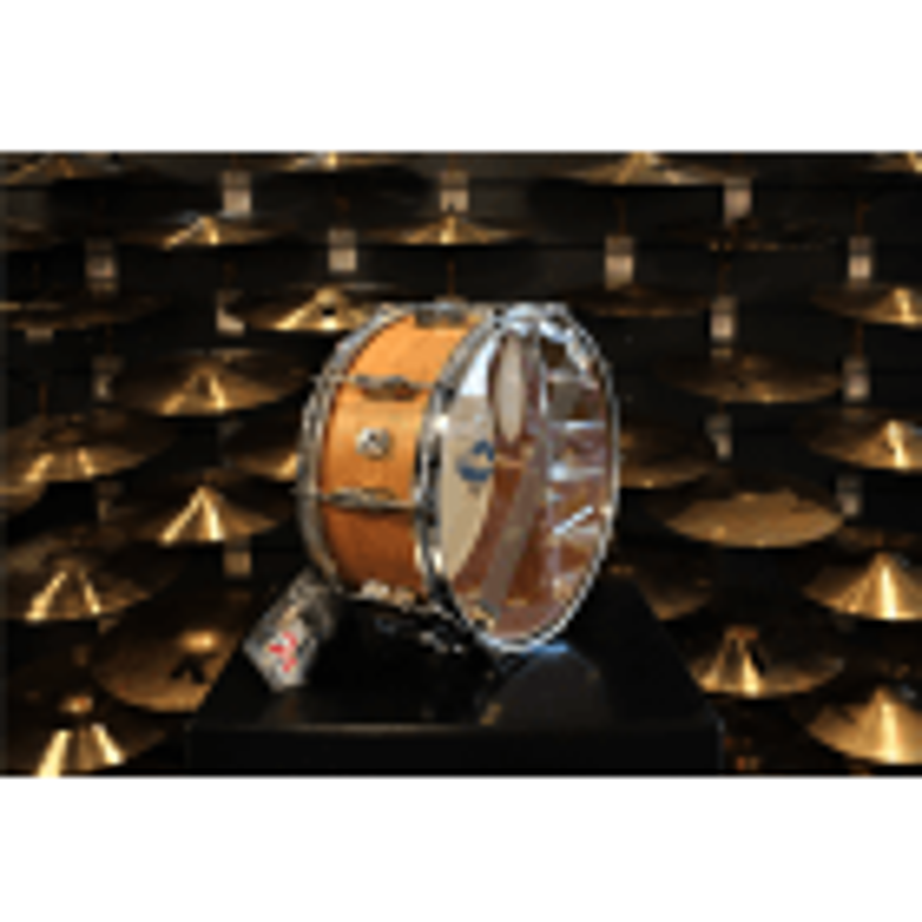 "British Drum Co. Big Softy 14x6.5"" snaredrum"