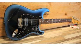 Fender American Pro II HSS Stratocaster, Dark Knight RW