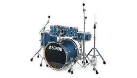 Sonor AQ1 Studio Set - Finish ply Dark Blue