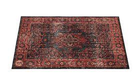 DRUMnBASE vintage persian 130x90, black red