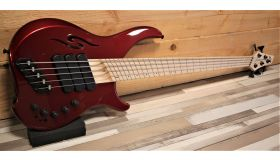 Dingwall Customshop Afterburner II 3X-5 Candy Red Metallic