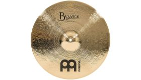 "Meinl Byzance Briljiant  16"" Medium Thin Crash"