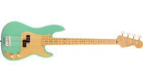 Fender Vintera 50's Precision Bass, Seafoam Green