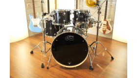 DW Performance Shell Pack, Ebony Stain - opruiming