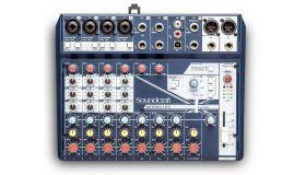 Soundcraft Notepad 12FX B-stock