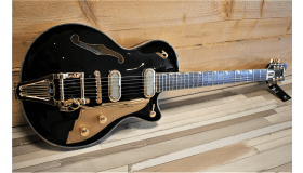 Duesenberg Starplayer TV Phonic, Black