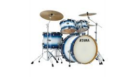 Tama Silverstar VP52RS, Jet Blue Burst