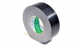 Nichiban PE Coated Tape 50m/50mm - Black