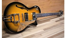 Duesenberg Starplayer TV 2 Tone Sunburst - special offer; discontinued color!