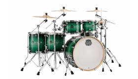 Mapex Armory, Stage+, Emeral Burst Shellkit