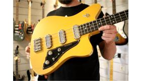 Duesenberg Triton Bass, Butterscotch